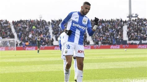 El CD Leganés traspasa a En Nesyri al Sevilla ...