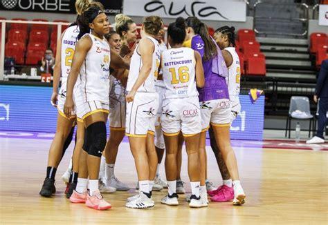El CDB Clarinos de Liga Femenina Endesa asegura estar en...