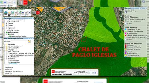 El chalet de Pablo Iglesias puede ser derribado: su ...