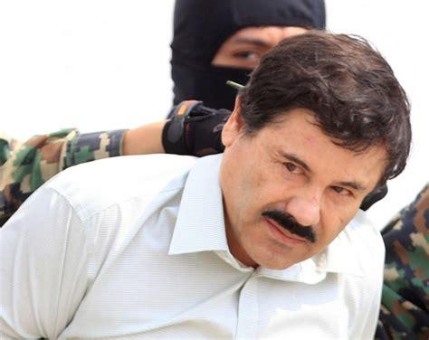 El Chapo   Children, Prison Escapes & Trial   Biography