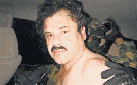 """El Chapo: DEA narra detención del capo en 2014: """"¡Dios ..."""