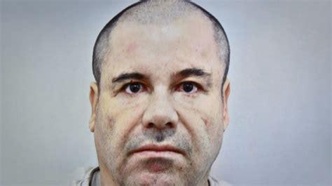 El  Chapo  Guzmán a días de ser sentenciado; podría ...