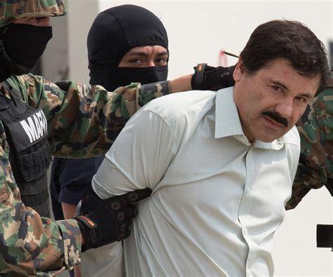 El Chapo  Guzmán pierde moción de última hora para ...