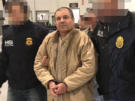 El Chapo Joaquin Guzman's love texts to mistress reveal ...