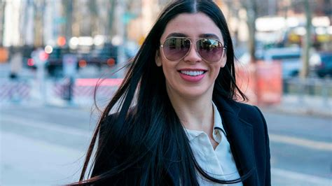 El Chapo's wife Emma Coronel Aispuro to appear on VH1's ...