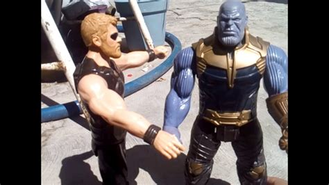 El Chasquido de Thanos  Remasterizado  Avengers : Infinity ...