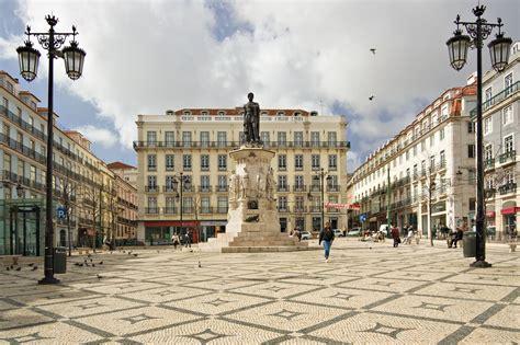 El Chiado en Lisboa | Portugal Turismo | Portugal | Lisboa ...