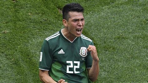 El Chucky Lozano Chant Goes With 'Seven Nation Army ...