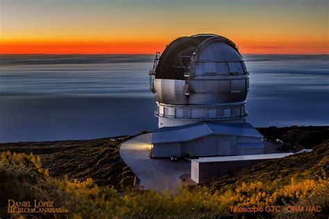 El Cielo de Canarias » Gran Telescopio CANARIAS  GTC