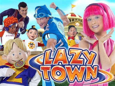 el Circo de Lazy Town lega a Lima con espectáculo renovado ...
