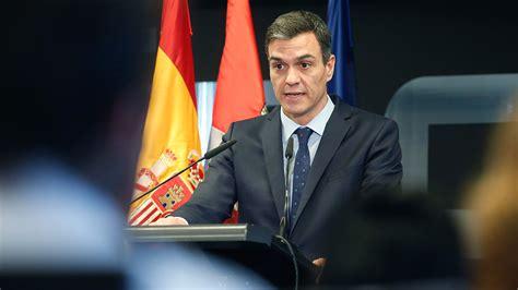 El CIS dispara el liderazgo de Pedro Sánchez en plenas ...