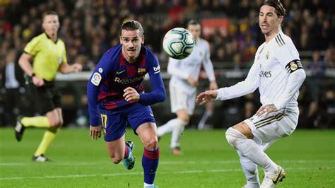 El Clásico | Barcelona vs Real Madrid: TV en directo y ...
