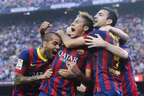 El Clasico: FC Barcelona 2 1 Real Madrid: Match Review ...