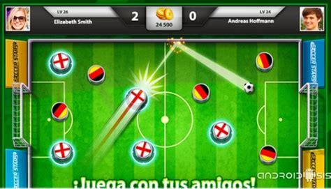 El clásico juego de fútbol chapas ahora en modo online
