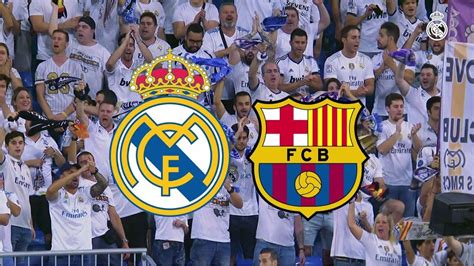 El Clásico Preview   Real Madrid vs Barcelona   YouTube