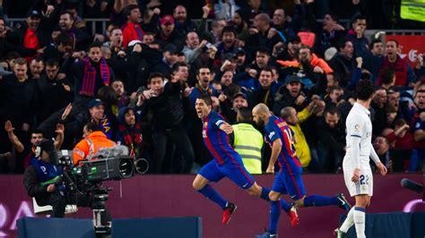 El Clasico: Real Madrid vs FC Barcelona: Team News, Match ...