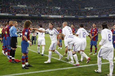 El Classico   Barcelona VS Real Madrid   Top 10 Fantastic ...