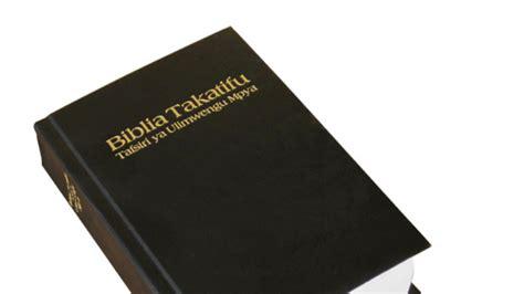 El Código de Derecho Canónico en suajili