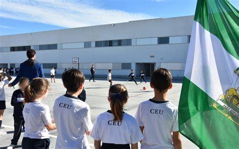 El Colegio CEU San Pablo Sevilla conmemora el Día de ...