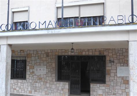 El Colegio Mayor San Pablo clausura mañana el Curso ...