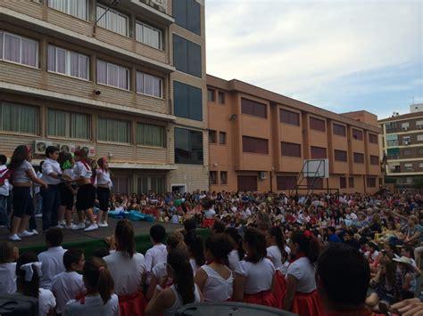 El colegio Santo Tomas La Milagrosa de Tomelloso ...