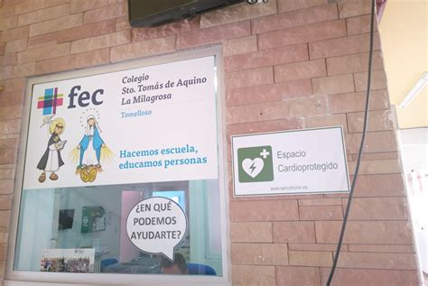 El colegio Santo Tomás La Milagrosa ya es un espacio ...