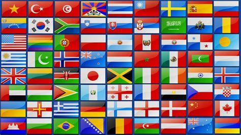 El color ausente en casi todas las banderas del mundo ...