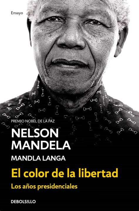 EL COLOR DE LA LIBERTAD | NELSON MANDELA | Comprar libro ...