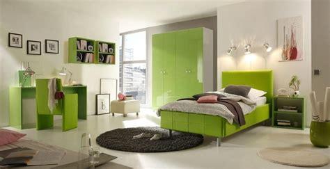 El color verde en la decoración de los dormitorios   Decoora