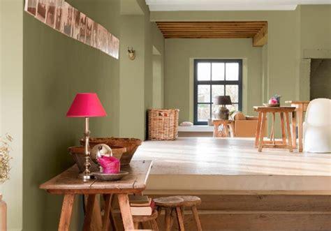 El color verde en pintura y decoración de interiores ...