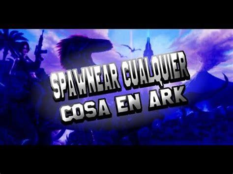 El comando gfi, el mejor de todos!!! Ark Survival Evolved ...