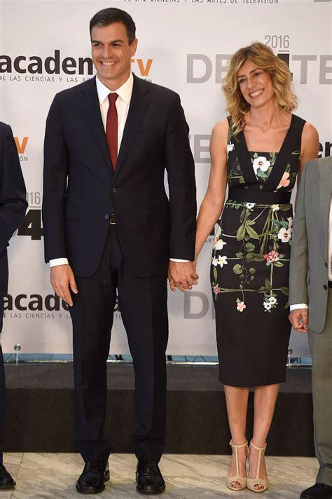El comentado vestido de la mujer de Pedro Sánchez