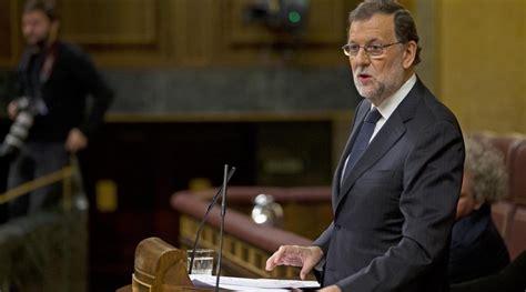 El Congreso rechaza en primera votación a Rajoy como ...