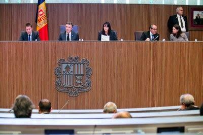 El Consell General aprova 7 resolucions en el debat sobre ...