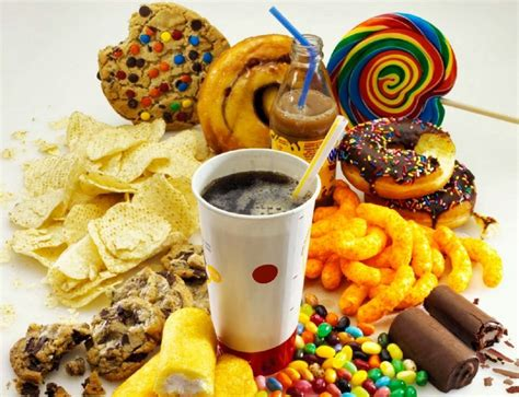 El consumo de azúcares añadidos aumenta la fragilidad en ...