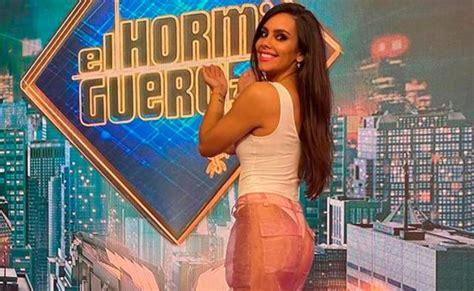 El contrato de Cristina Pedroche con Antena 3 pende de un hilo