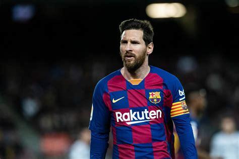 El contrato de Messi con el FC Barcelona: 555.237.619 ...