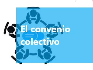 El convenio colectivo: duración, tipos, como encontrarlo ...
