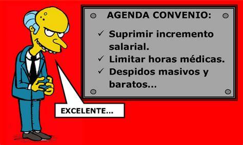 EL CONVENIO COLECTIVO, sus partes. | Los lunes al FOL