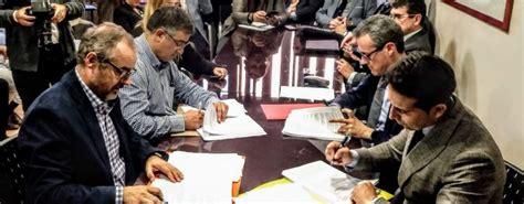 El convenio de Mediación aplica una subida salarial del 1 ...
