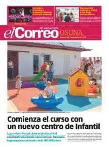 El Correo de Osuna. Septiembre 2016 by Ayuntamiento de ...