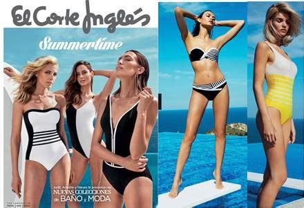El Corte Ingles: Catalogo de Bikinis y Moda Baño 2017 ...