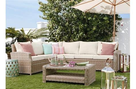 El Corte Inglés: muebles de terraza y jardín Merca2