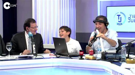 El coscorrón de Mariano Rajoy a su hijo de 10 años en un ...