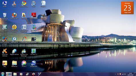 El cuaderno de la informática: Windows 7  Paseo ...