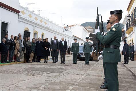 El cuartel de la Guardia Civil de El Pedroso reabrirá sus ...