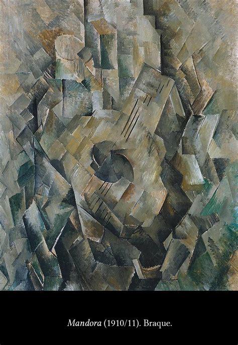El cubismo analítico de Picasso y Braque.   3 minutos de arte
