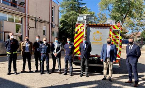 El cuerpo de Bomberos de Leganés pertenece ya a la ...