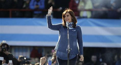 El cumpleaños más complicado de Cristina Kirchner ...