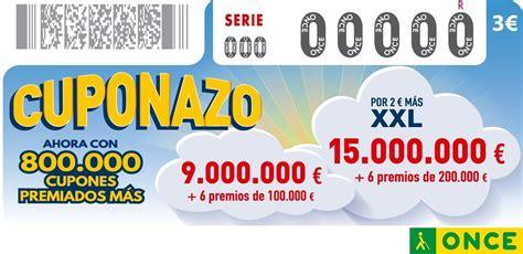 El Cuponazo de la ONCE deja 100.000 euros en Las Palmas de ...
